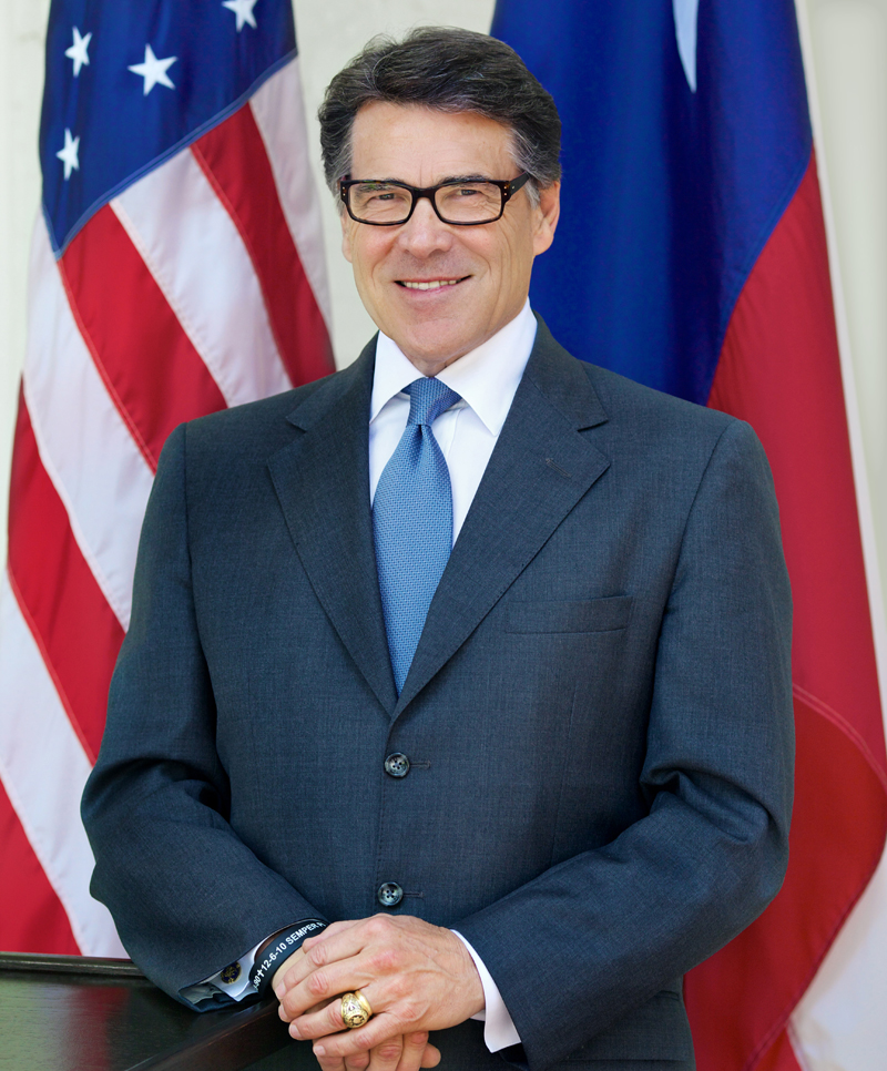 Governor Perry 2014