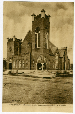 Christian Church in Beaumont