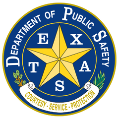Texas Department of Public Safety Photographs logo