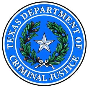 Texas Department of Criminal Justice icon