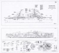 Battleship Texas Restoration Plan, 1993