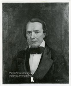 Mirabeau Buonaparte Lamar, 1798-1859