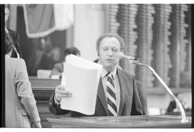 Representative Don Lee, 67th Legislature
