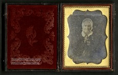 A thumbnail version of the Mary Stark Collard Daguerreotype