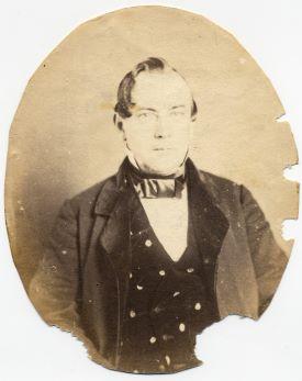 Governor Francis Richard Lubbock