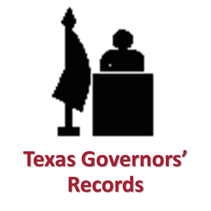 Texas Governors' records