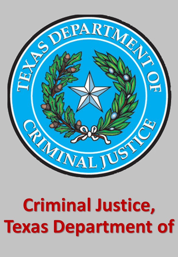Texas Department of Criminal Justice