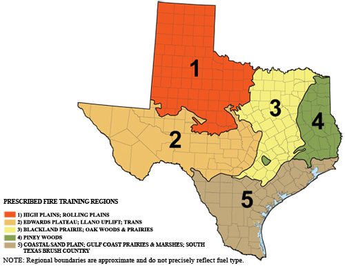 Texas Prescribed Burning Board