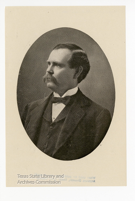 Portrait of Governor Thomas Mitchell Campbell