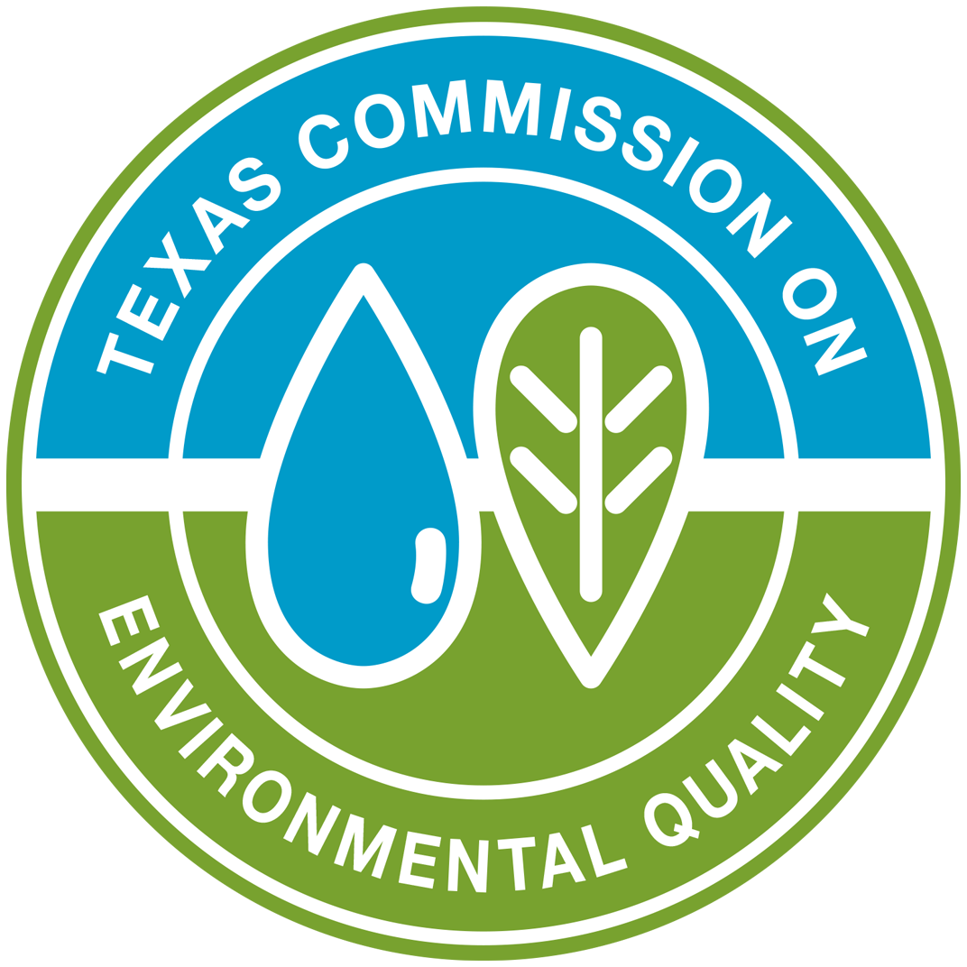 Texas Commission on Environmental Quality logo
