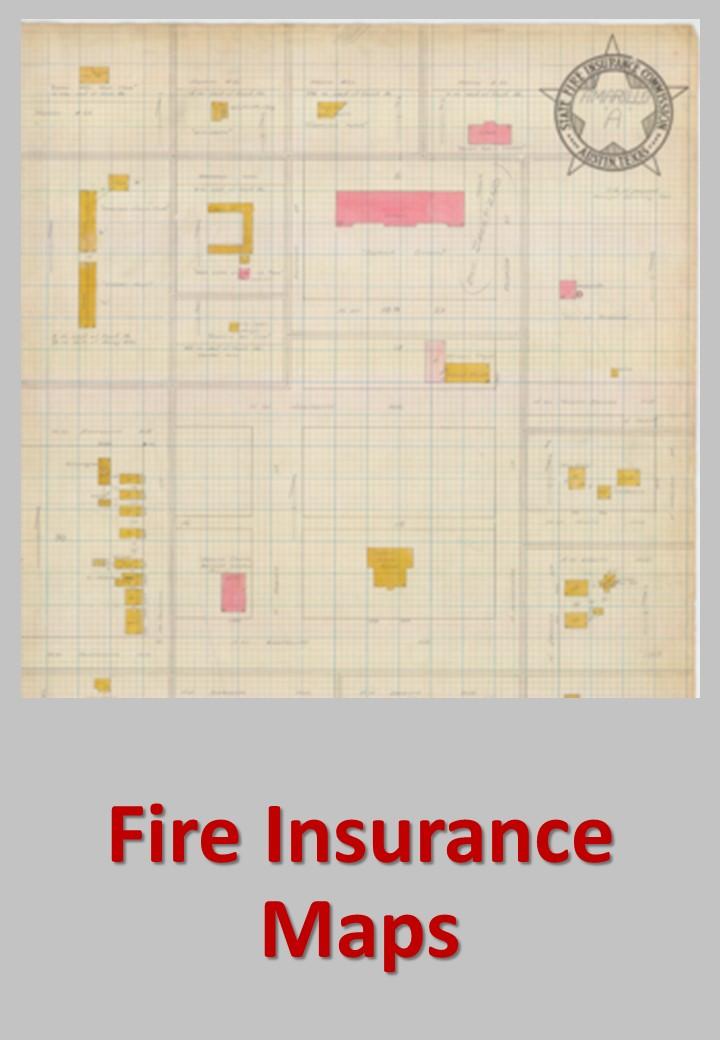 Fire Insurance Maps Custom Search