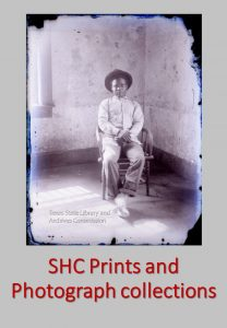 Sam Houston Center Prints and Photograph collections