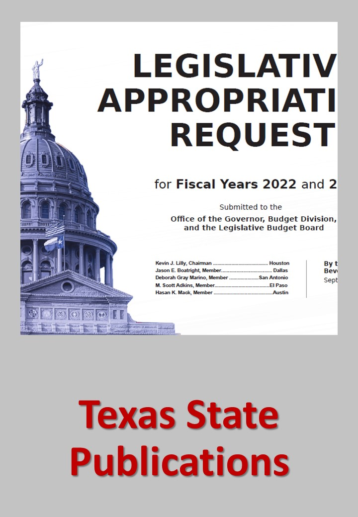 Texas State Publications