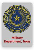 Texas Adjutant General/Texas Military Department icon