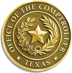 Logo for Texas Comptroller of Public Accounts