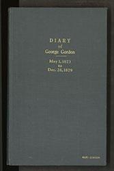 George Gordon Diary