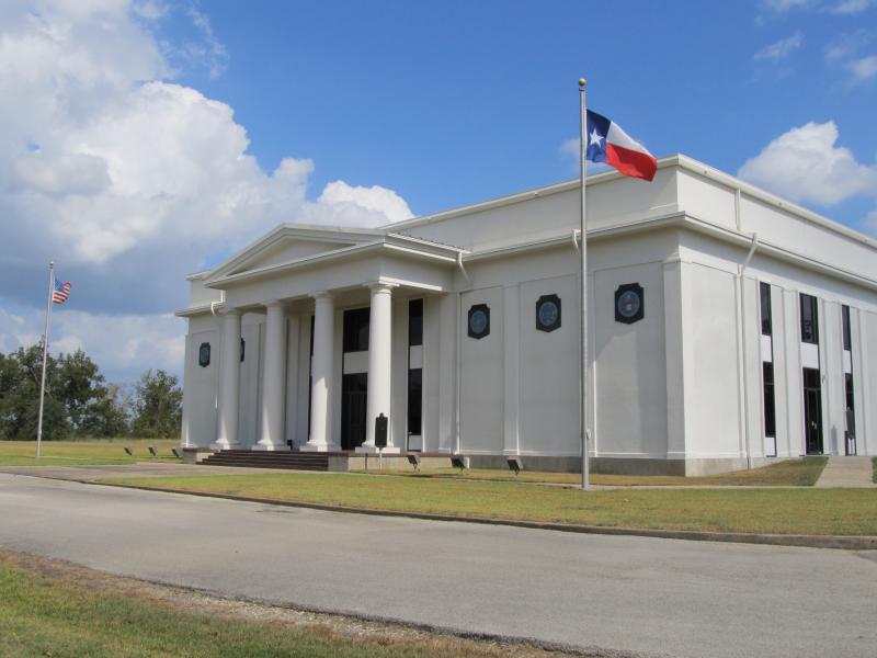 Sam Houston Center collections